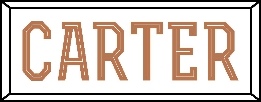 carter-kleur